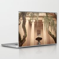 college Laptop & iPad Skins featuring College of Charleston by Kaelyn Ryan Photography
