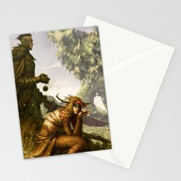 Scavenger Heroes series - 11 Stationery Cards