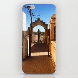 San Xavier 3 iPhone Skin