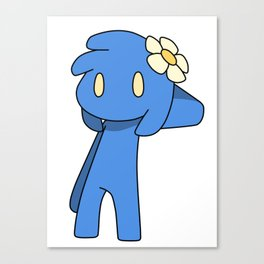 Goo - Official Character Art Canvas Print