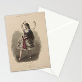 Duran y Ortega Josefa El ole Pepita de Oliva Stationery Cards