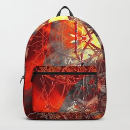 Spontaneous human combustion Backpack
