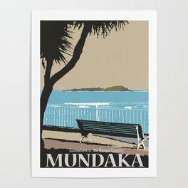 Mundaka Poster