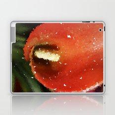 Pixilated Water Flower Laptop & iPad Skin