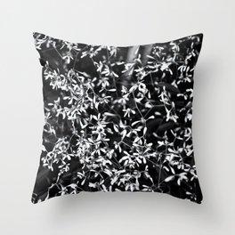 Millefleurs Throw Pillow