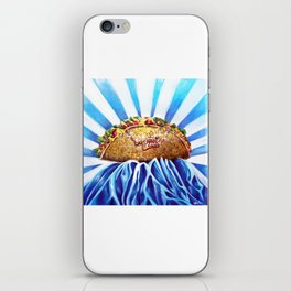 Taco Love Forever iPhone Skin