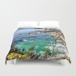 Big Sur Beauty Duvet Cover