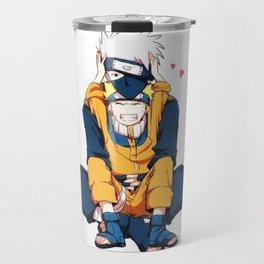 Naruto Travel Mug