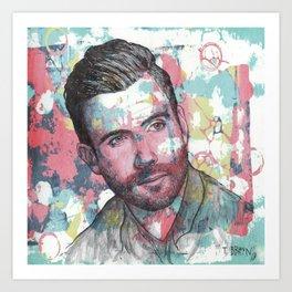 Adam Levine - It Was Always You Art Print