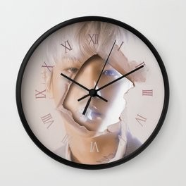 Hole In Your Face | Baekhyun Wall Clock