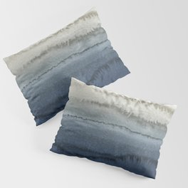 WITHIN THE TIDES - CRUSHING WAVES BLUE Pillow Sham