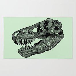 Jurassic Skull Rug