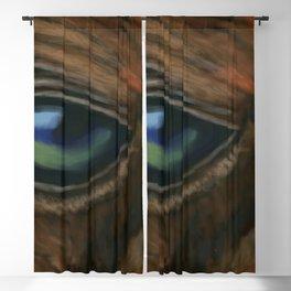 Arabian Eye DP160123a Blackout Curtain