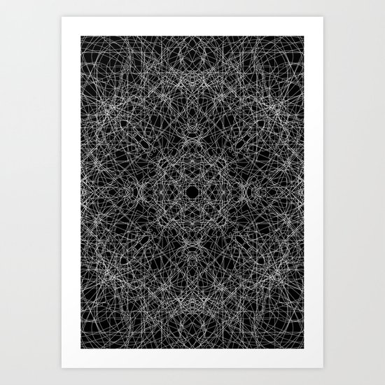 Embryo #40 Art Print