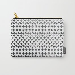 Glimmering Sea Water Mosaic Carry-All Pouch