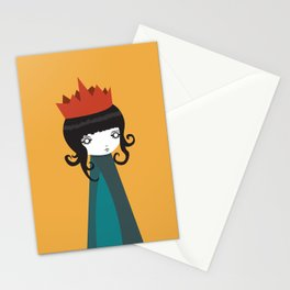 Queen Stationery Cards