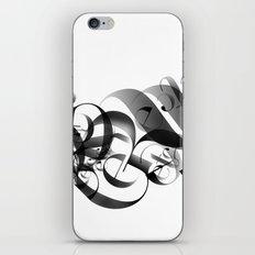 flow II iPhone & iPod Skin