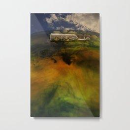 sailing on a dream Metal Print