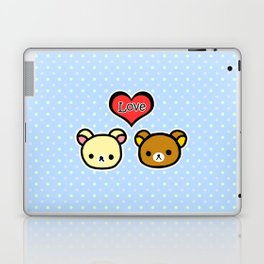 Bear Love Laptop & iPad Skin