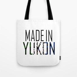 Made In Yukon Tote Bag