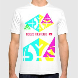 Sides of The Pyramid T-shirt