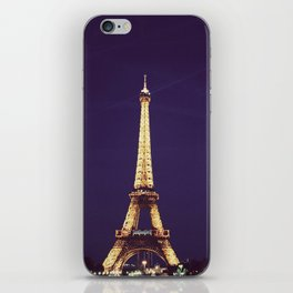 Eiffel Tower - Paris iPhone Skin