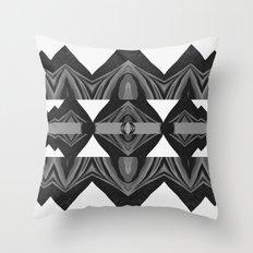 Euclidean geometry Throw Pillow