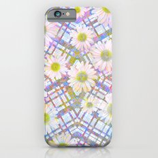 Daisy Plaid Slim Case iPhone 6s