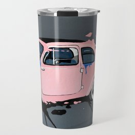 The pink lady Travel Mug