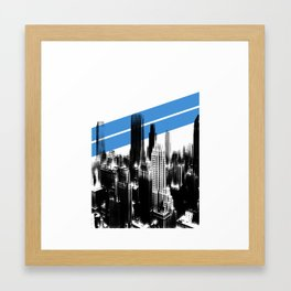 Tripping London. Framed Art Print