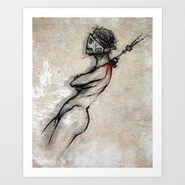 Swinger Art Print