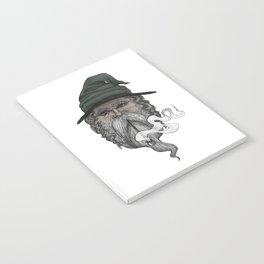 Haldor the Wizard (in color) Notebook
