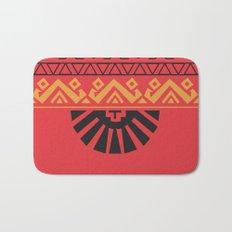 American Native Pattern No. 129 Bath Mat