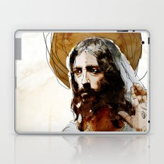 Shalom Aleichem/Peace Be With You Laptop & iPad Skin