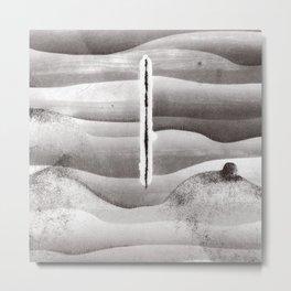 Cornelius – Mellow Waves Metal Print