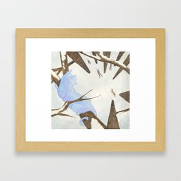 The Cat and The Fox Framed Art Print