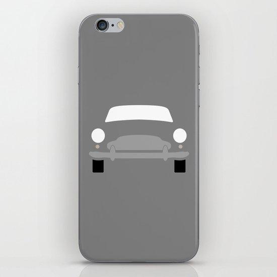 Aston Martin DB5 iPhone Skin