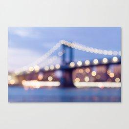 NYC Dream Canvas Print
