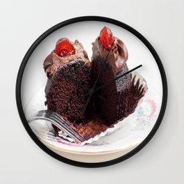 Cutcake Wall Clock
