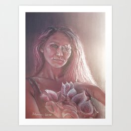 Tainted Offering Art Print