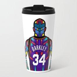 Charles Barkley Travel Mug