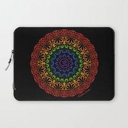 Namaste Mandala Laptop Sleeve