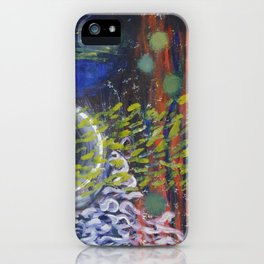Under Water Life iPhone Case