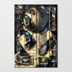 Compartmentality Canvas Print