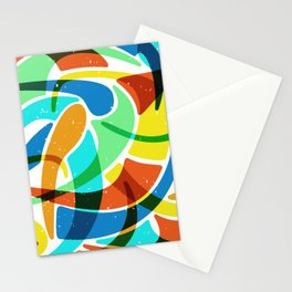 Friendly Chaos Stationery Cards
