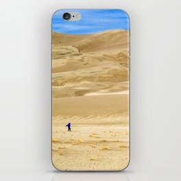 Great Sand Dunes, CO iPhone Skin