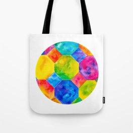 Geometric Brights #1 Tote Bag