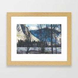 Yosemite Valley III Framed Art Print