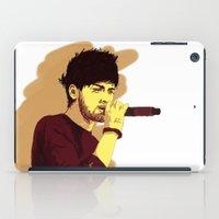 zayn iPad Cases featuring Zayn by Intrepid Lens