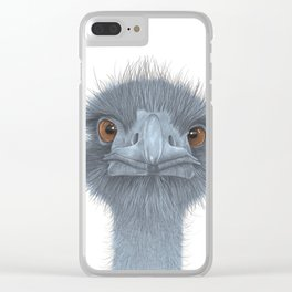 The Blue Emu Clear iPhone Case